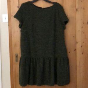 Anthropologie Maeve Boucle Dress/Tunic